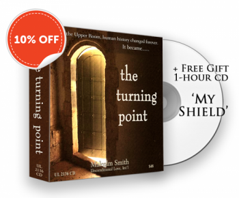 SALE: THE TURNING POINT + Free Bonus Hour 'My Shield'