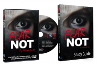 *FEAR NOT DVD + Study Guide (Free Shipping)*